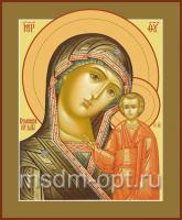 Казанская икона Божией Матери (арт.00290)