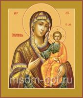Смоленская икона Божией Матери (арт.00292)
