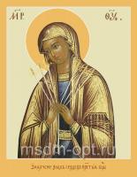 Умягчение злых сердец икона Божией Матери (арт.00299)