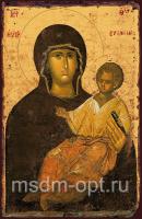 Мироточивая икона Божией Матери (арт.AC22)