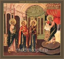 Сретение Господне, икона (арт.03002)