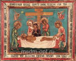Снятие с Креста, икона (арт.03004)