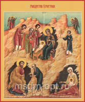 Рождество Христово, икона (арт.03028)