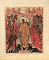Воскресение Христово, икона (арт.03033)