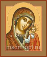 Казанская икона Божией Матери (арт.00303)