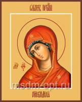Огневидная икона Божией Матери (арт.00311)