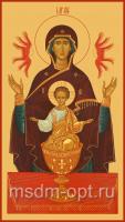 Неупиваемая Чаша икона Божией Матери (арт.00312)