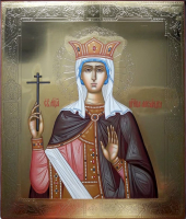 Александра (Романова), императрица, страстотерпица, писаная икона