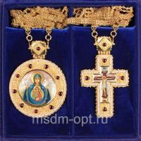 Крест и Панагия (арт.38864)