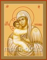 Жировицкая икона Божией Матери (арт.00314)