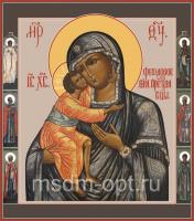 Феодоровская икона Божией Матери (арт.00317)