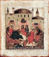 Рождество Пресвятой Богородицы, икона (арт.03224)