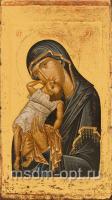 Взыграние Младенца икона Божией Матери (арт.00323)
