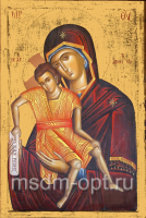 Достойно Есть (Милующая) икона Божией Матери (арт.00331)