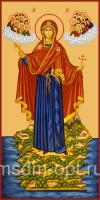Игумения Горы Афонской икона Божией Матери (арт.00334)