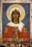 Варвара великомученица, икона (арт.03411)