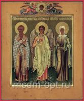 Зиновий и Зиновия мученики, Ангел Хранитель, икона (арт.03478)