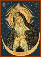 Остробрамская икона Божией Матери (арт.00351)