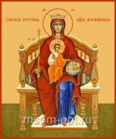 Державная икона Божией Матери (арт.00360)