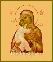 Владимирская икона Божией Матери (арт.00364)