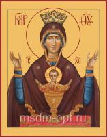 Неупиваемая Чаша икона Божией Матери (арт.00366)