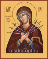Умягчение злых сердец икона Божией Матери (арт.00367)