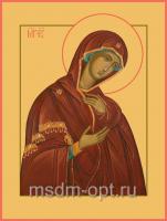 Деисусная икона Божией Матери (арт.00368)