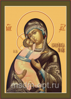 Владимирская икона Божией Матери (арт.00371)