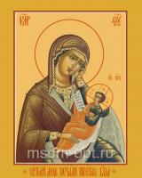 Утоли моя печали икона Божией Матери (арт.00374)