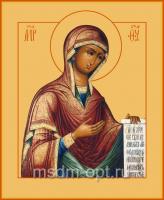 Деисусная икона Божией Матери (арт.00376)