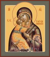 Владимирская икона Божией Матери (арт.00378)
