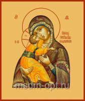 Владимирская икона Божией Матери (арт.00384)