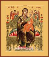 Всецарица икона Божией Матери (арт.00385)