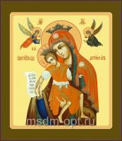 Достойно Есть (Милующая) икона Божией Матери (арт.00386)