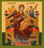 Всецарица икона Божией Матери (арт.00398)