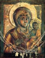 Влахернская икона Божией Матери (арт.04201)