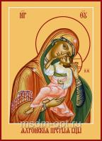 Яхромская икона Божией Матери (арт.04216)