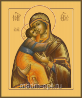 Владимирская икона Божией Матери (арт.04223)
