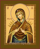 Семистрельная икона Божией Матери (арт.04233)