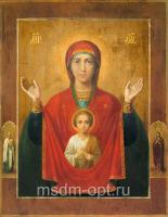Абалакская икона «Знамение» Божией Матери (арт.04246)