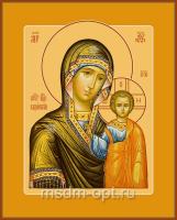 Казанская икона Божией Матери  (арт.04248)