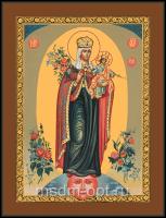 Благодатное Небо икона Божией Матери (арт. 04262)