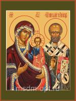 Ржевская Оковецкая икона Божией Матери (арт. 04263)