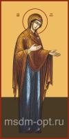 Деисусная икона Божией Матери (арт.04271)
