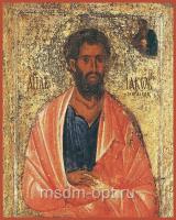 Иаков Зеведеев, апостол, икона (арт.04449)