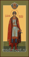 Святой благоверный князь Михаил Муромский, икона (арт.04453)