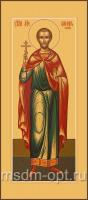 Виктор Коринфский священномученик, икона (арт.04526)