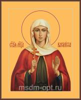 Мученица Василисса Никомидийская, икона (арт.04551)