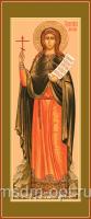 Мученица Христина Тирская, икона (арт.04564-2с)