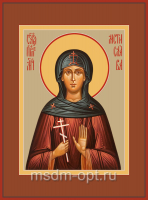 Мстислава (Фокина), Преподобномученица, монахиня (арт.04566)